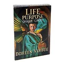 オラクルカード タロット・カード Life Purpose Oracle Cards タロット占いカード 初心者