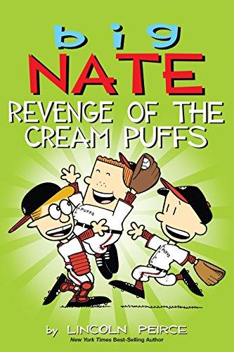 Big Nate: Revenge of the Cream Puffs (English Edition)