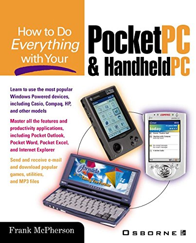 How to Do Everything with Your Pocket PC and Handheld PC (English Edition)