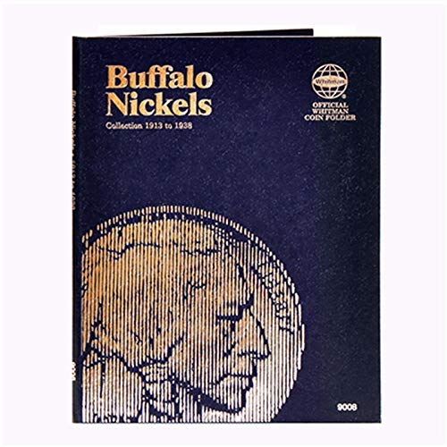 UPC 9 780307 090086 1913-1938 Buffalo Nickel WHITMAN No. 9008...