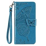 JZ Butterfly & Flower Case For Oppo Reno 10X Zoom/Reno 5G