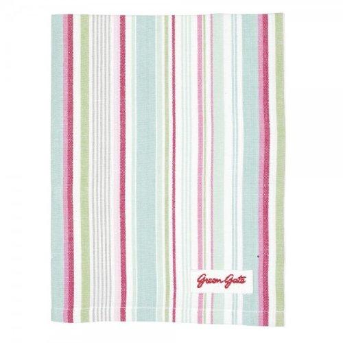 GreenGate Geschirrtuch - Tea Towel in versch. Farben - 50x70 - NEW (Judy Stripe)