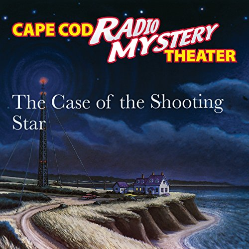 The Case of the Shooting Star audiobook cover art