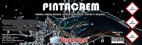 Rugoplast - Pasta lavamani con sabbia speciale pitture Pintacrem professionale, I1-S9TP-76ZE