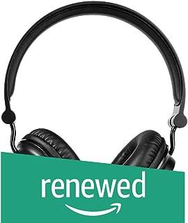 (Renewed) Boat Rockerz 400 On-Ear Bluetooth Headphones (Carbon Black)