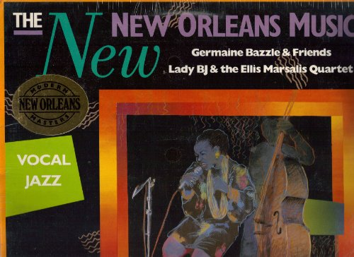 The New New Orleans Music: Vocal Jazz [Vinyl]