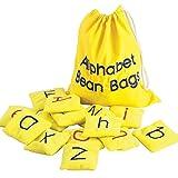 Educational Insights Alphabet Beanbags, Learn ABCs, Toddler Toys, Preschool Toys