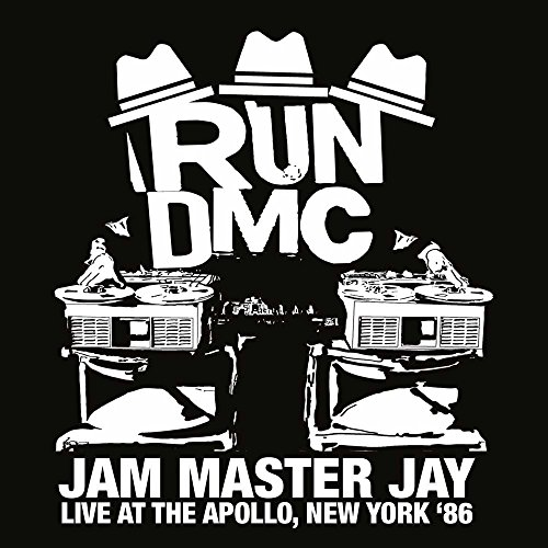 Jam Master Jay-Live at the Apollo,New York 86