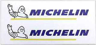 MICHELIN ミシュラン ロゴ ステッカー ドタBIB 文字だけが残るタイプ シール