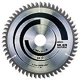 Bosch Professional 2608640509 Bosch Lame, Grey, 190 x 30 x 2,4 mm, 54