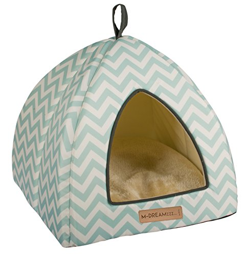 MPETS 20300099 Tasmania Tipi Coussin pour Chat