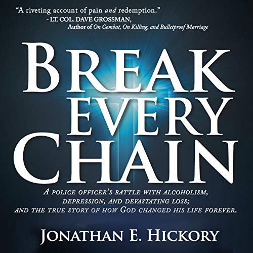 Break Every Chain audiobook cover art