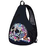 Backpack Shoulder Bag for Women Men - Hiking Backpack Daypacks for women men,Crossbody Rucksack Gym Bag by ICOLOR