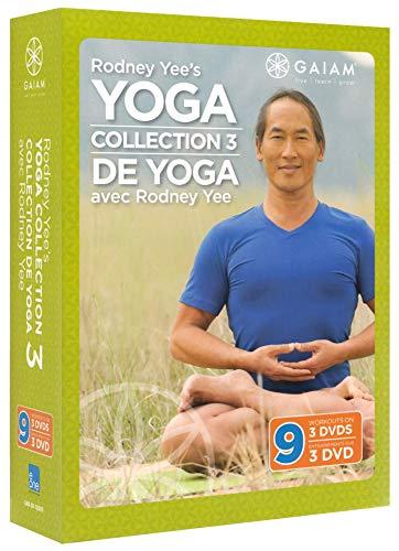 Rodney Yee's Yoga Collection: Daily Yoga / Yoga Core Cross Train / A.M. P.M. Yoga