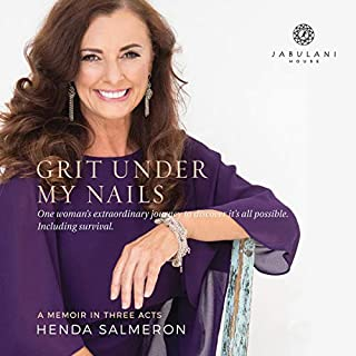 Grit Under My Nails audiobook cover art