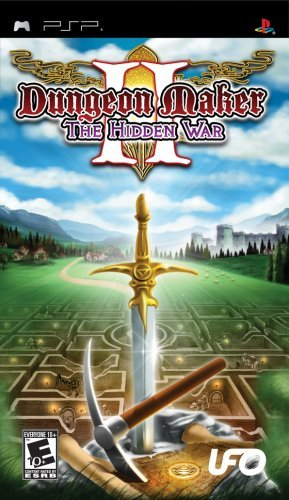 Dungeon Maker II: The Hidden War - Sony PSP by Tommo