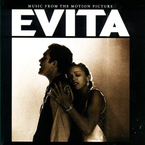 """Music From The Motion Picture """"Evita"""""""