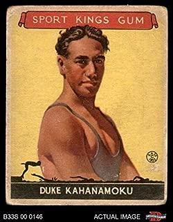 1933 goudey sport kings
