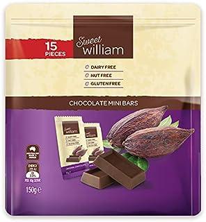 Sweet William Chocolate Mini-Bar Multipack 150 g x 5