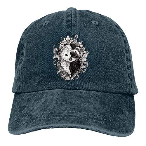 Unisex Popular Denim Cap Mother Effing Home Owner Adult Trucker Hat Vintage Adjustable Baseball Caps