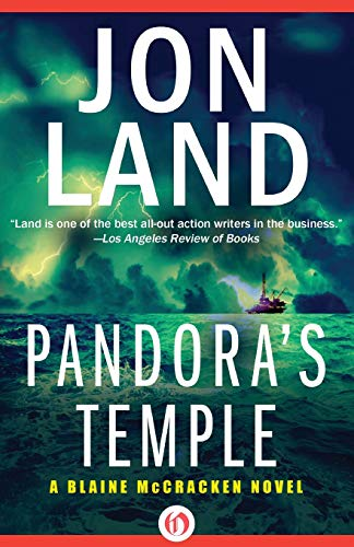 Image of Pandora's Temple (The Blaine McCracken Novels)