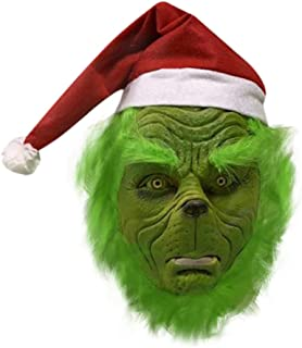 Best grinch cosplay mask Reviews