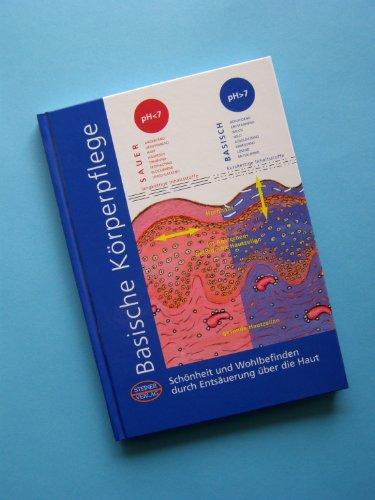 Basische Körperpflege: Schönheit und wohlbefinden durch Entsäuerung über die Haut