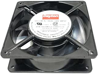 NEW DAYTON 4WT47 AXIAL 115V-AC 105CFM 4-11/16IN COOLING FAN D506793