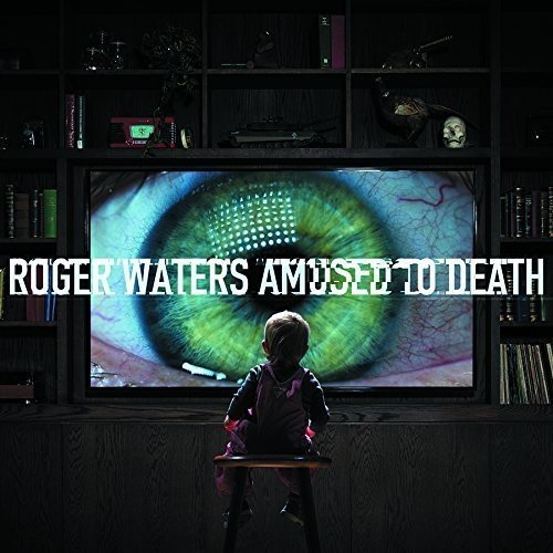 Amused To Death (2-LP Set, 200-gram vinyl)