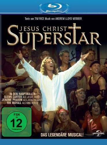 Jesus Christ Superstar - Musical [Blu-ray]