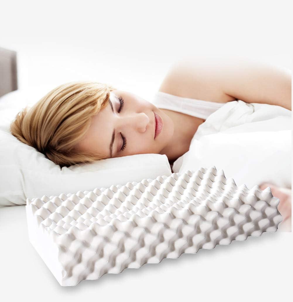 ABYYLH Miami Mall Pillow Emulsion - Cervical Deep Sleep Massage Neck Max 44% OFF