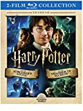 Harry Potter Double Feature: Harry Potter and the Sorcerer's Stone / Harry Potter and the Chamber of Secrets [Blu-ray]
