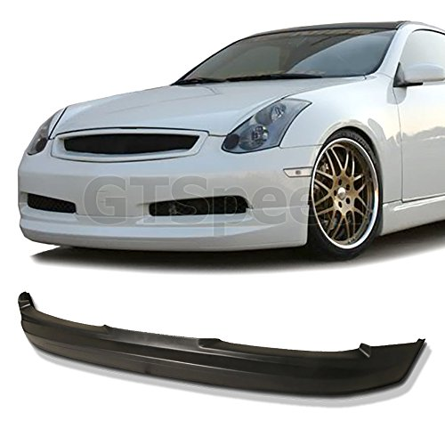 NEW - 03-06 INFINITI G35 Coupe GIALLA Style PU Front Bumper Lip