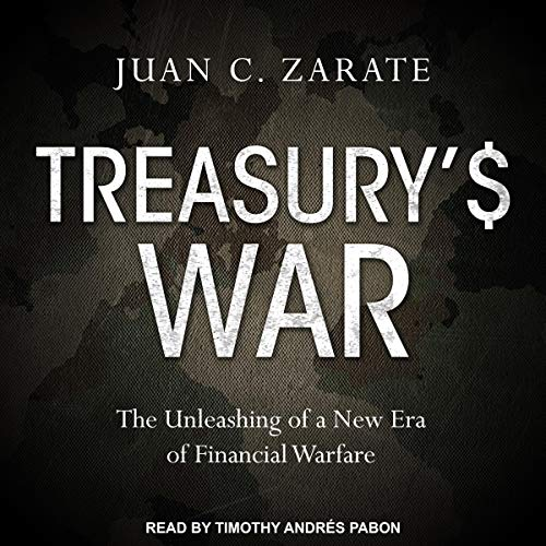 Treasury's War cover art