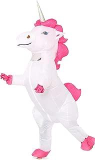 JYZCOS Inflatable Unicorn Costume Halloween