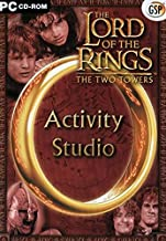 The Best The Lord of the Rings: The Two Towers Activity Studio-14325 - The Lord of the Rings: The Two Towers Activity Studio is a superb official CD-ROM that is a unique collection of eight different titles which have been combined to form the ideal accompaniment to the film. With features like an interactive map of Middle Earth, a Paint and Create Center for making Two Towers posters, flyers, and bookmarks, and more - along with a Print Studio to print these and already ma