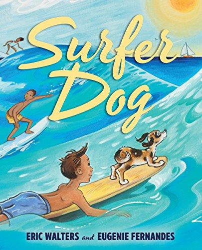 Surfer Dog (English Edition)