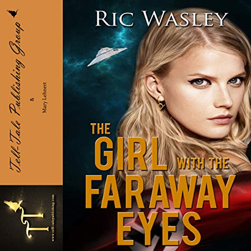 The Girl with the Faraway Eyes audiobook cover art