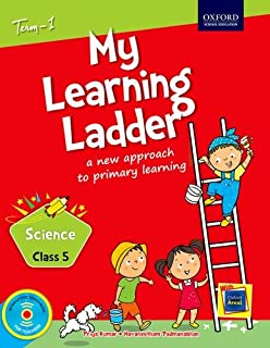 MY LEARNING LADDER SCIENCE CLASS 5 TERM 1
