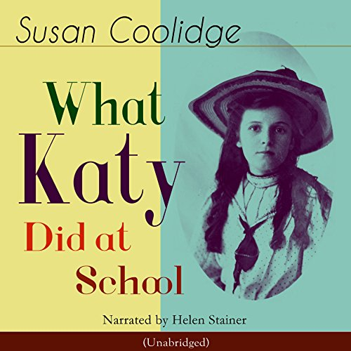 What Katy Did at School audiobook cover art