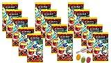 Blue Ocean Lego Ninjago Serie 5 Next Level - 15 Booster Tüten Trading Cards zusätzlich erhalten Sie 1 x Fruchtmix Sticker-und-co Bonbon