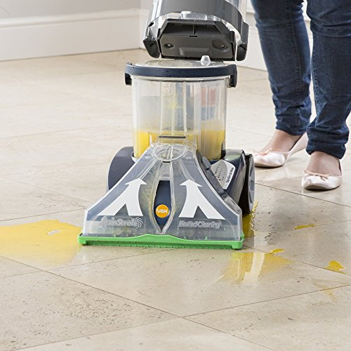 Vax All Terrain Upright Carpet Washer