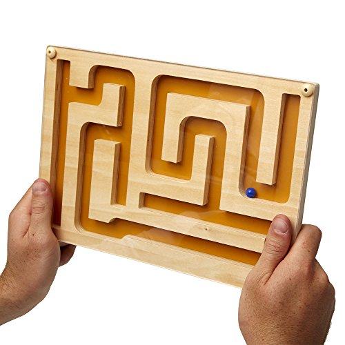 Active Minds Labyrinth Geduldspiel/Geschicklichkeitsspiel: Spezielle Spiele und Ressourcen für Menschen mit Alzheimer/Demenz (Labyrinth)