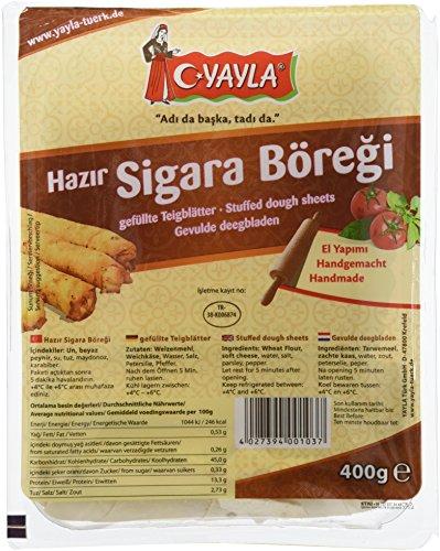 "YAYLA ""Börek"" Teigröllchen mit Käsefüllung ( 400 g)"