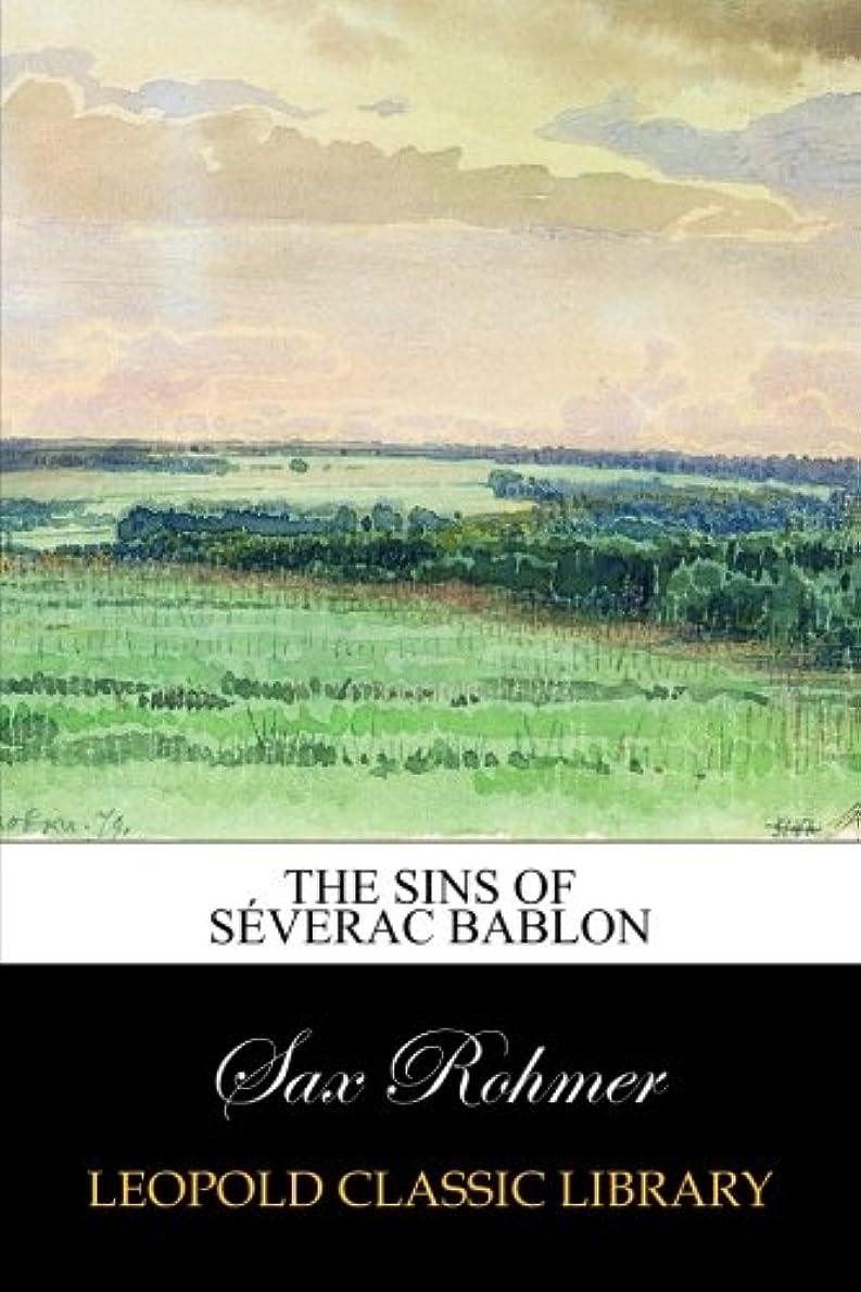 タクト脊椎郵便局The Sins of Séverac Bablon