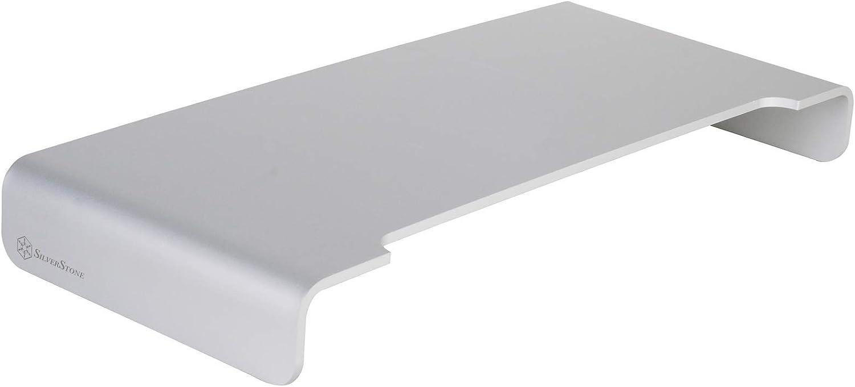 SilverStone Technology New Shipping Free Shipping Great interest Riser Premium Unibody Monitor iM Aluminum