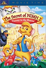 The Secret of NIMH 2 - Timmy to the Rescue