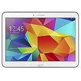 Samsung Galaxy Tab 425,6cm (10,1) Tablette PC (Quad-Core, 1,5Go de Ram, 16Go de mémoire Interne, écran Tactile, Bluetooth 4.0, fiche européenne, Android 4.4.2Blanc