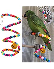 Sage Square Bird Playful Cage Accessories