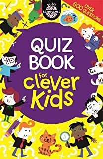 Quiz Book for Clever Kids®